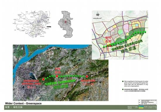 南京创意产业园区景观规划设计