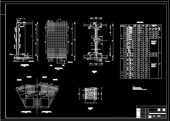 1000方蓄水池施工图