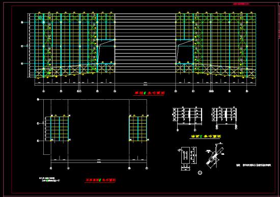 教学楼屋面平面设计图分享展示